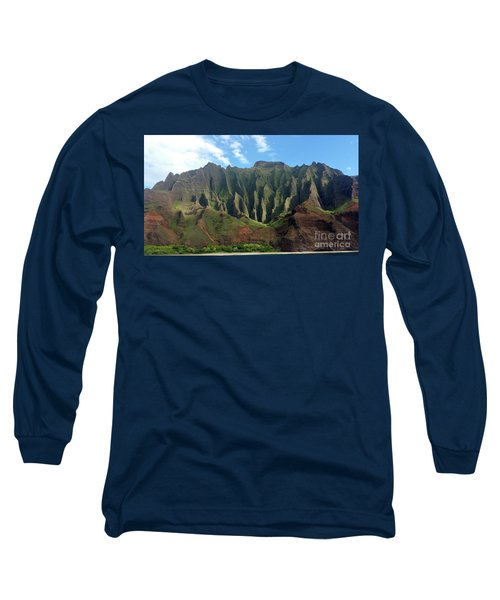 Na Pali Coast Long Sleeve T-Shirt