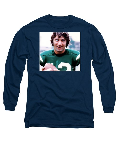 Namath Long Sleeve T-Shirt