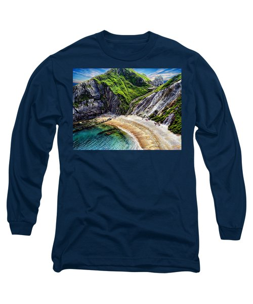 Natural Cove Long Sleeve T-Shirt