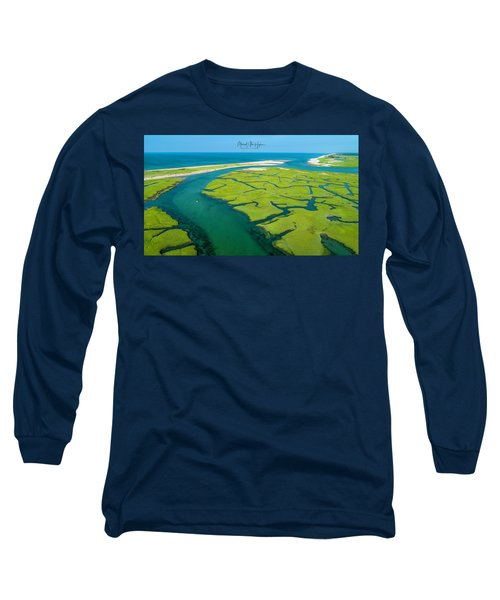 Nature Kayaking Long Sleeve T-Shirt