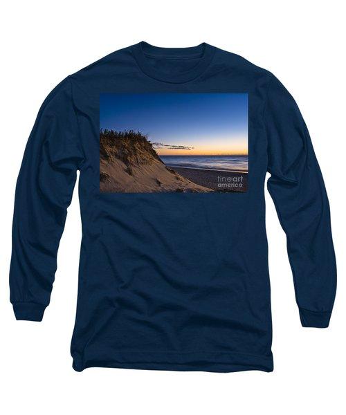 Nauset Beach Sunrise Long Sleeve T-Shirt