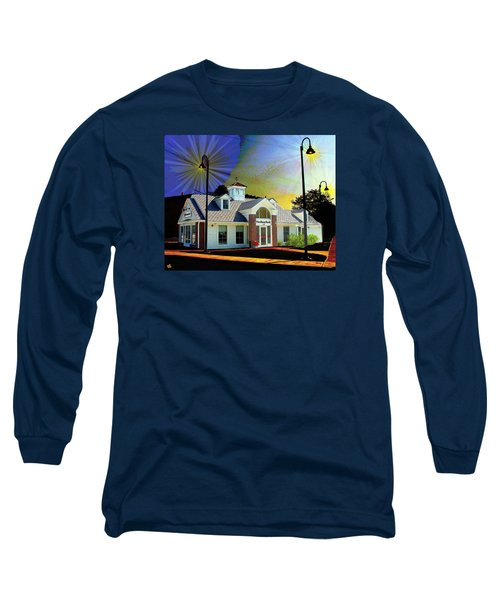 Needham Bank Ashland Ma Long Sleeve T-Shirt