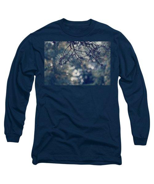 Needles N Droplets Long Sleeve T-Shirt