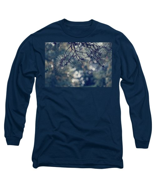 Needles N Droplets Long Sleeve T-Shirt