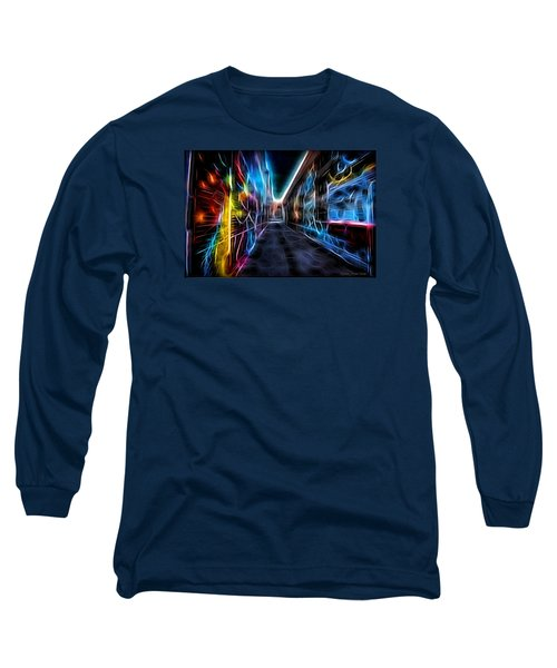 Neon Aleey Long Sleeve T-Shirt