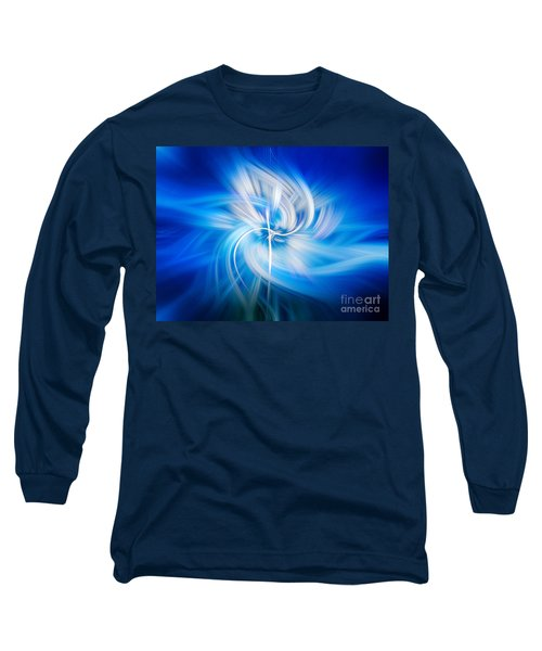 Neon Wisp Long Sleeve T-Shirt