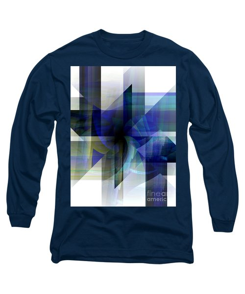 Transparency Long Sleeve T-Shirt
