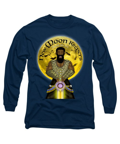 New Moon Keepers Long Sleeve T-Shirt