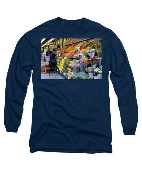 New York, New York 21 Long Sleeve T-Shirt