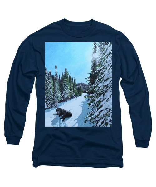 Newfoundland In Labrador II Long Sleeve T-Shirt