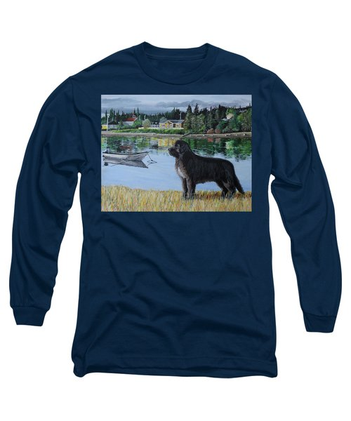 Newfoundland In Labrador Long Sleeve T-Shirt