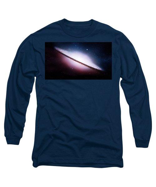 Ngc 2035 Magellanic Cloud Galaxy Long Sleeve T-Shirt