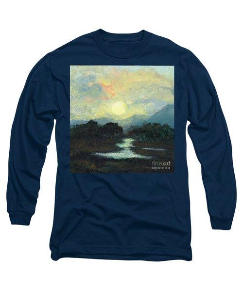 Nicaragua Jungle Moon Long Sleeve T-Shirt