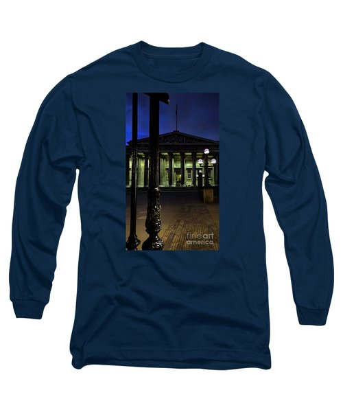 Night At The Museum Long Sleeve T-Shirt
