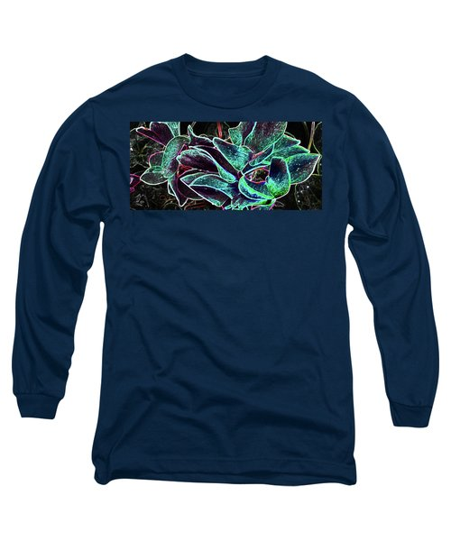 Night Glamour Long Sleeve T-Shirt