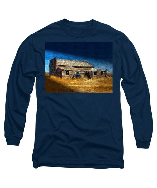 Long Sleeve T-Shirt featuring the photograph Night Shift by Susan Kinney