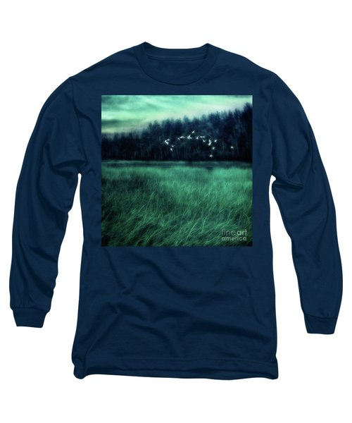 Nightbirds Long Sleeve T-Shirt