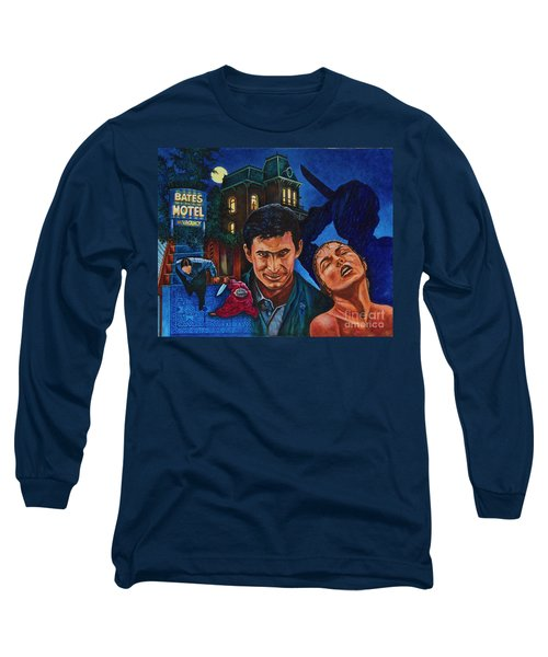 Norman Long Sleeve T-Shirt by Michael Frank