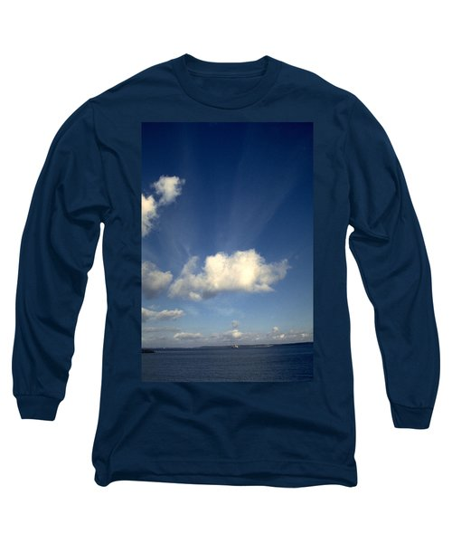 Northern Sky Long Sleeve T-Shirt