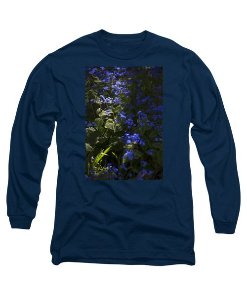 Not A Chance Of Forgetting Long Sleeve T-Shirt by Morris  McClung