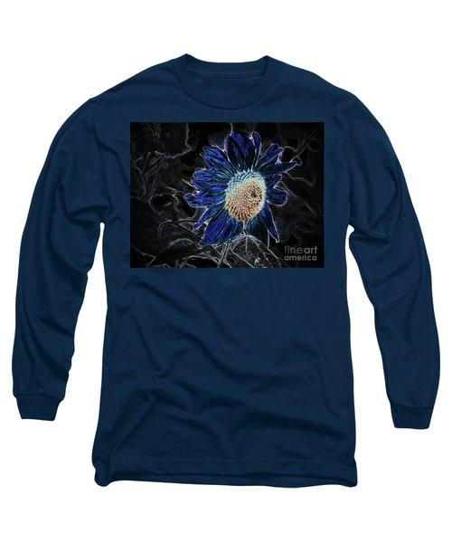 Not A Sunflower Now Long Sleeve T-Shirt