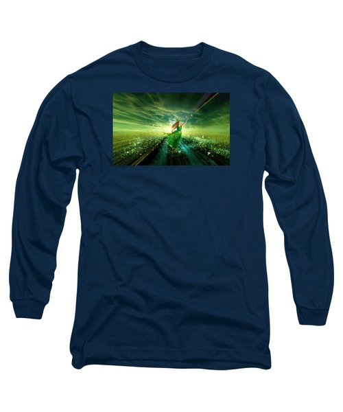 Nymph Of July Long Sleeve T-Shirt
