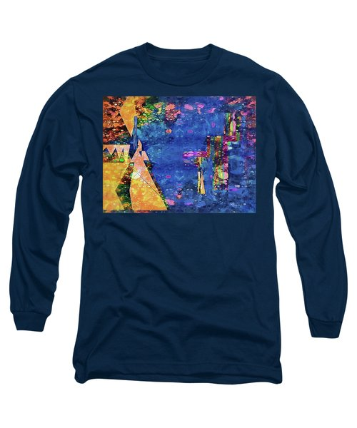 Objective Reality Long Sleeve T-Shirt