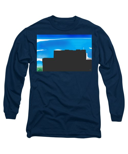 Obstructed View Long Sleeve T-Shirt
