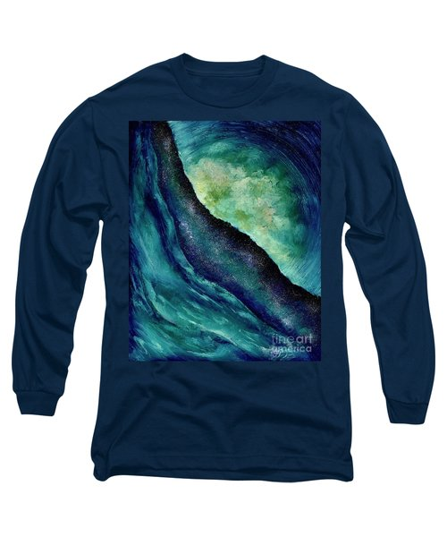 Ocean Meets Sky Long Sleeve T-Shirt