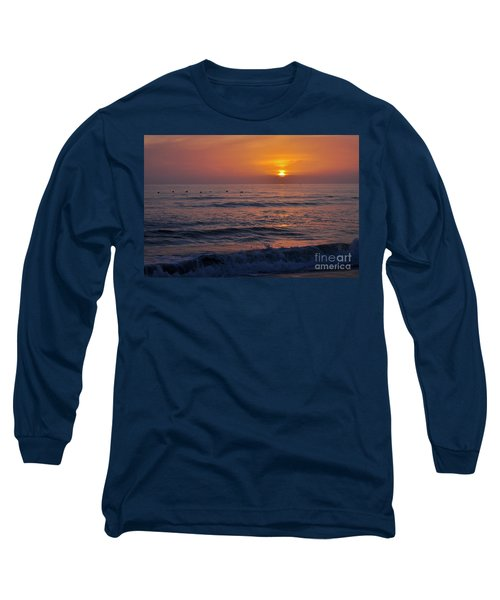 October Set Long Sleeve T-Shirt