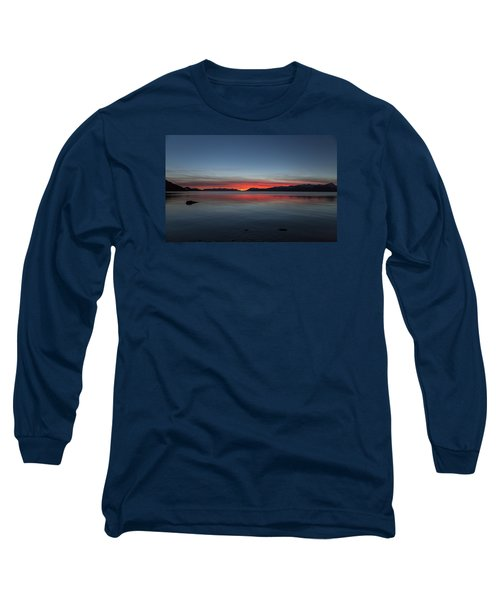 October Sunset II Long Sleeve T-Shirt