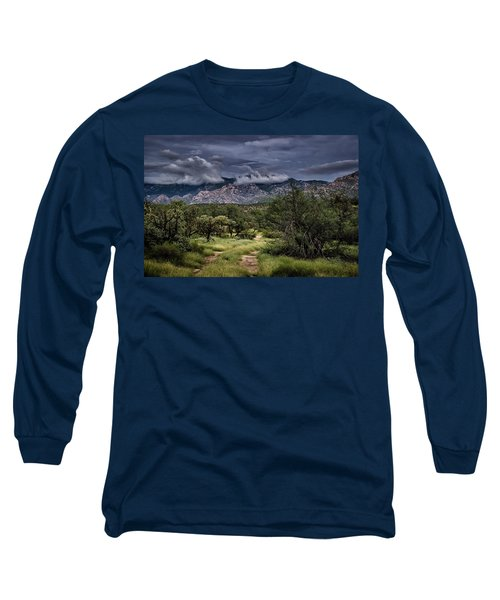 Odyssey Into Clouds Long Sleeve T-Shirt
