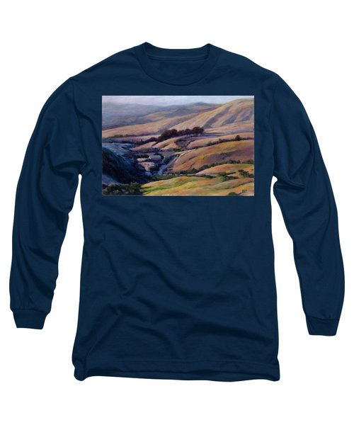 Off Jalama Road Long Sleeve T-Shirt