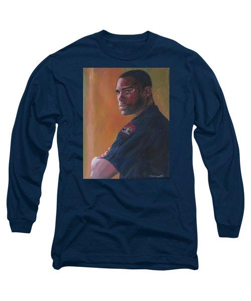 Officer Long Sleeve T-Shirt