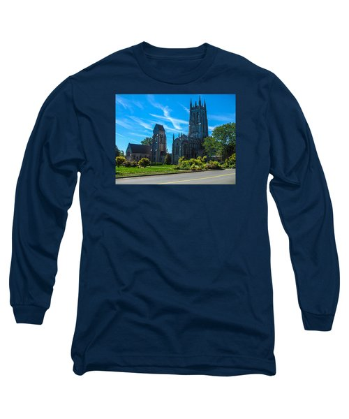 Old Beauty Of History  Long Sleeve T-Shirt