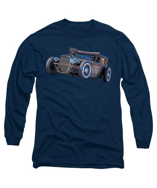 Old Blue Eyes Long Sleeve T-Shirt