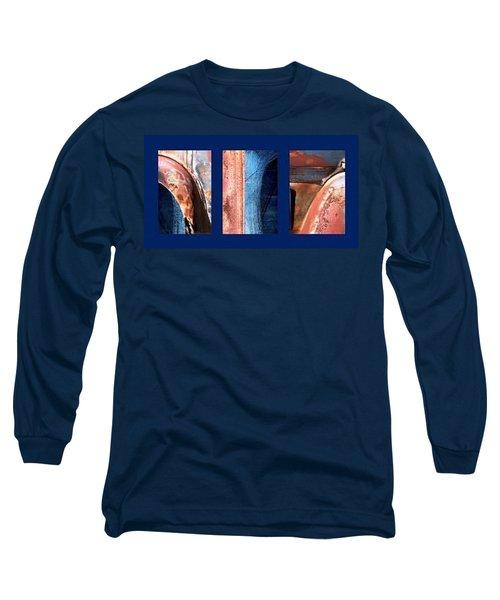 Long Sleeve T-Shirt featuring the photograph Ole Bill by Steve Karol