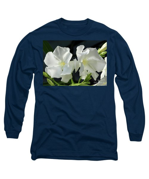 Oleander Mont Blanc 1 Long Sleeve T-Shirt