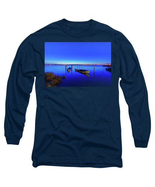 On A Mirrors Edge Long Sleeve T-Shirt