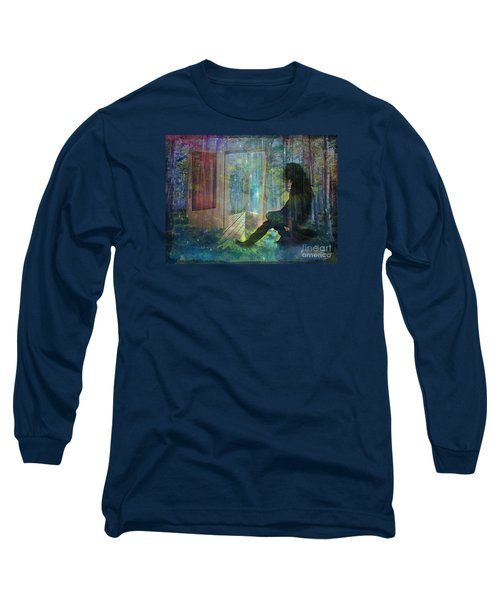 On The Edge Of Summerland 2015 Long Sleeve T-Shirt