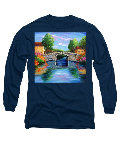 On The Other Side Of The Bridge Long Sleeve T-Shirt
