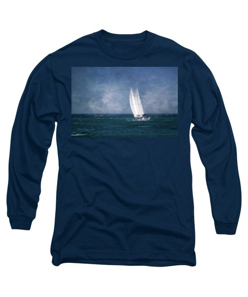 On The Sound Long Sleeve T-Shirt