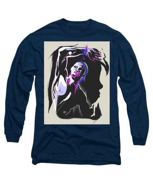 One Kiss Twice Long Sleeve T-Shirt