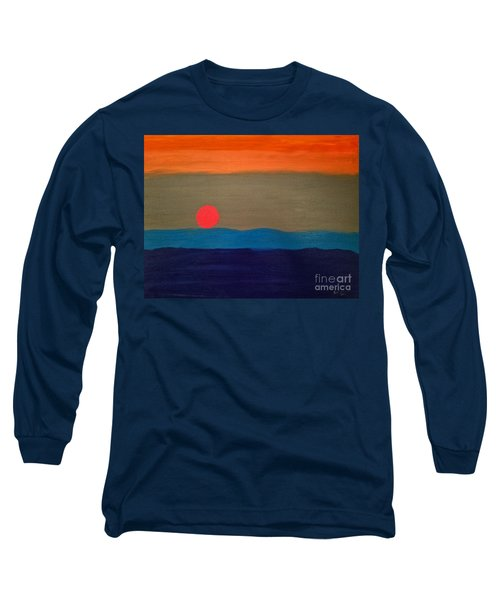 One Moment Long Sleeve T-Shirt