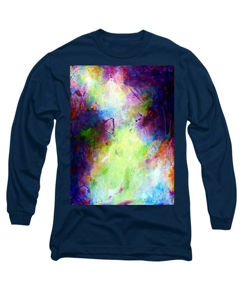 Only Time Will Tell Long Sleeve T-Shirt by Tracy Bonin