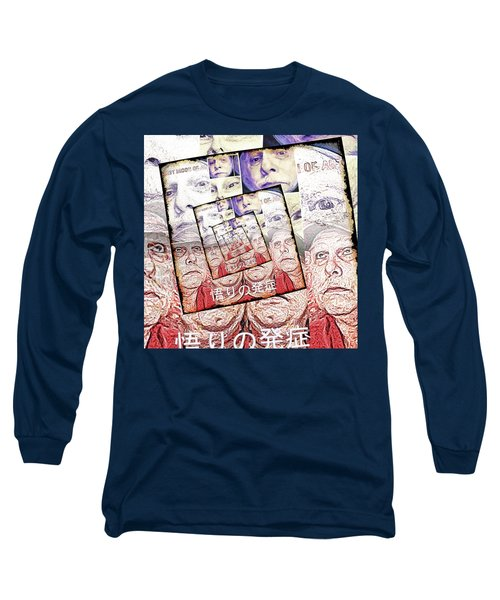 Onset Of Enlightenment Long Sleeve T-Shirt