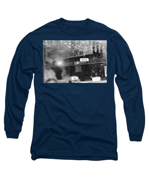Open Screening Long Sleeve T-Shirt
