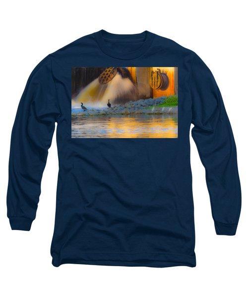 Open The Dam Long Sleeve T-Shirt