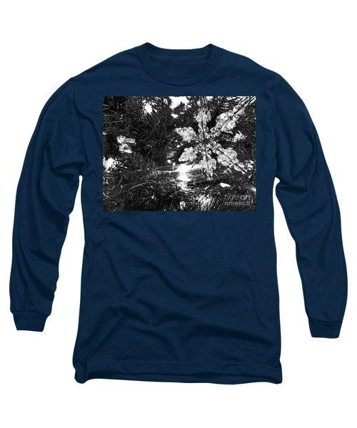 Ornamental Snowflake Long Sleeve T-Shirt