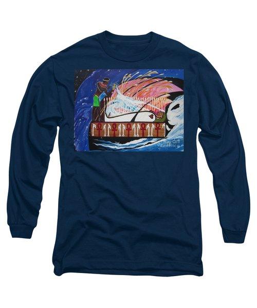 Osiris - Nepra By Blaa Kattproduksjoner  Long Sleeve T-Shirt